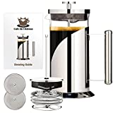 Cafe Du Chateau French Press, 8 Cup, 4 - Best Reviews Guide
