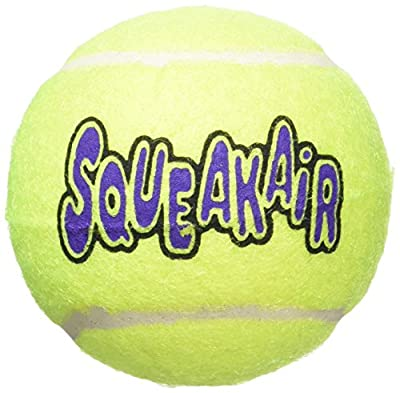 KONG Air Dog Squeaker Ball for Dogs from KONG