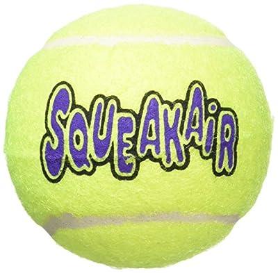 KONG Air Squeakair Ball, Medium from KONIF