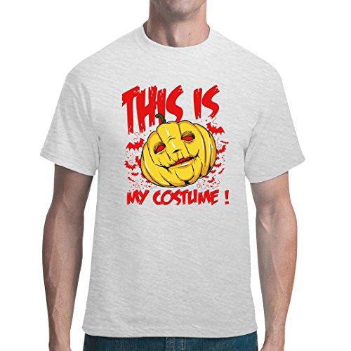 T-Shirt - Halloween Kürbis Kostüm by Im-Shirt - Ash M (Ash-halloween-kostüm)