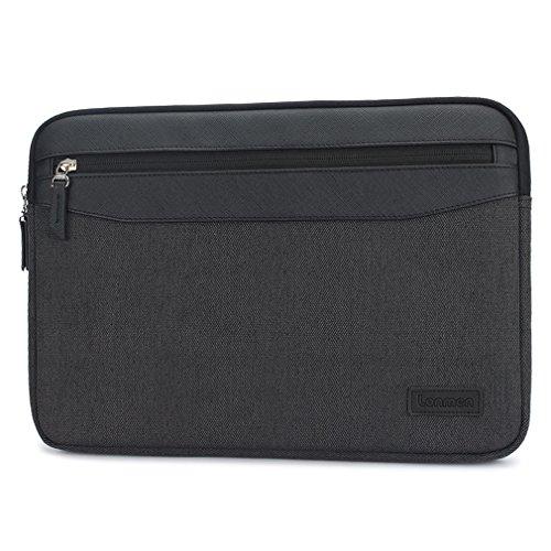 LONMEN Laptop Sleeve Spritzwassergeschützte Laptoptasche 15-15.6 Zoll Verdickt und Kratzfest Liner-Pakete Sind Geeignet für 15.6
