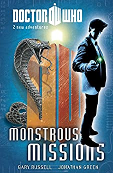 Doctor Who: Book 5: Monstrous Missions by [Russell, Gary, Green, Jonathon]