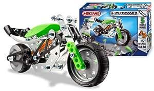 Meccano New 5 Multi Model Set Bike