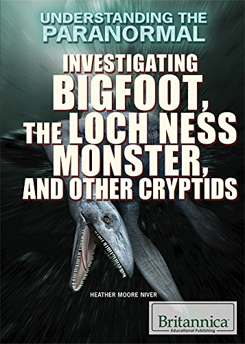 Ness Loch Kostüm - Investigating Bigfoot, The Loch Ness Monster, and Other Cryptids (Understanding the Paranormal)