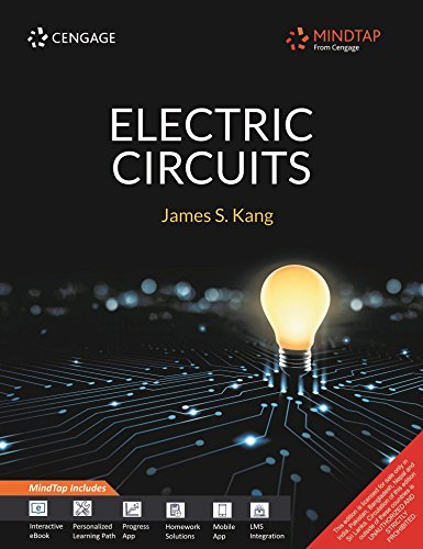 Electric Circuits with MindTap