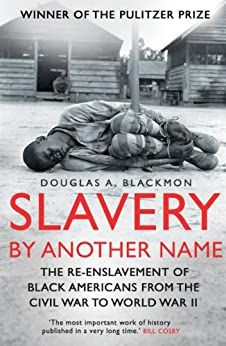 Slavery by Another Name: The re-enslavement of black americans from the civil war to World War Two par [Blackmon, Douglas A.]