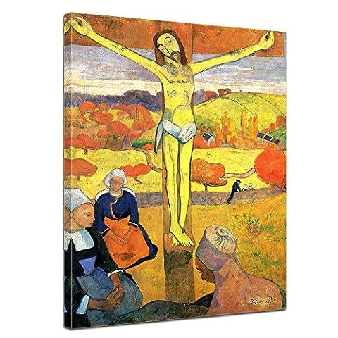 Bilderdepot24 toile imprimée Deco - tableau toile de Paul Gauguin - Vieux Maître Art Peinture