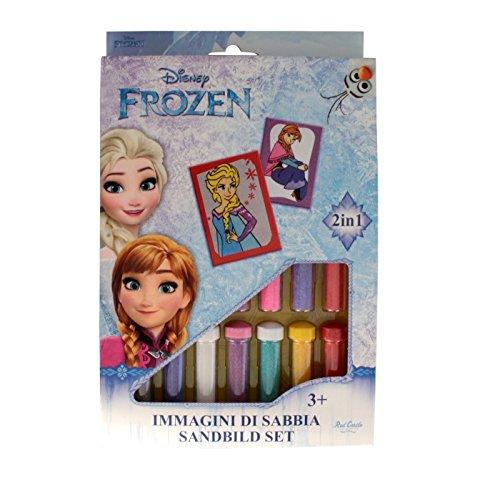 Disneys FROZEN - Die Eiskönigin - Völlig unverfroren - Sandbild Set