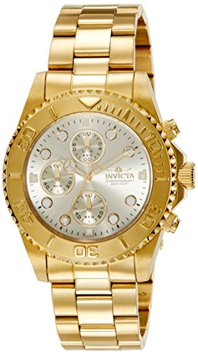 51Z%2B6Lh06uL - Invicta Pro Diver Gold Mens 1774 watch