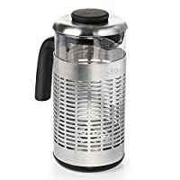 OXO Good Grips Revive French Press with Stainless Steel Case and Glass Carafe