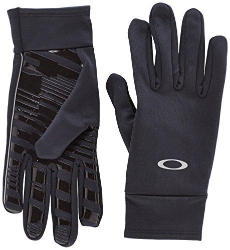 Oakley Midweight Unisex Erwachsene Handschuhe, Schwarz, XL (Oakley Handschuhe Xl)