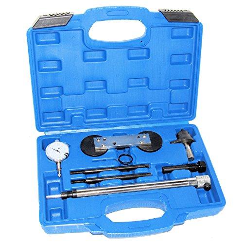 Preisvergleich Produktbild Steuerkette Wechsel Werkzeug Messuhrhalter + Messuhr für VW 1.2 1.4 1.6 FSI TFSI