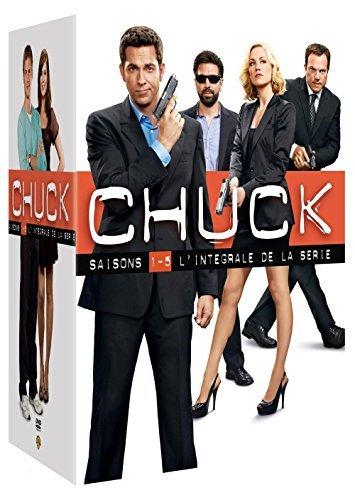 Chuck - Saisons 1-5 - L'int??grale de la s??rie d'occasion  Livré partout en Belgique