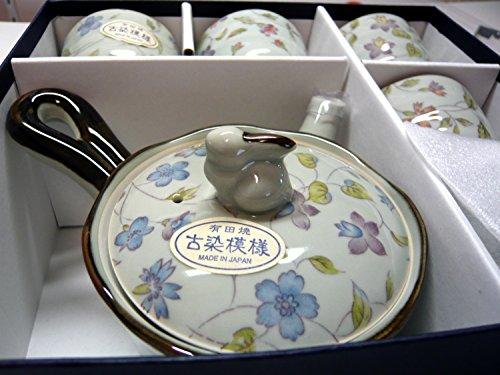 Teeservice OTOZURE hergestellt in Japan Kanne 350 ml