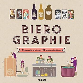 Biérographie: Comprendre tout l'univers de la bière en un clin d il