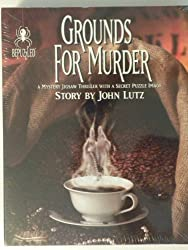 Grounds for Murder: Mystery Jigsaw Puzzle