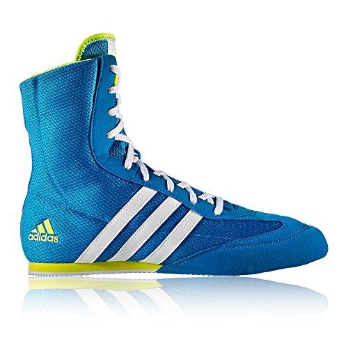 Adidas Caja Cerdo Boxeo Botas - Azul Choque UK 10 - EU 44.5