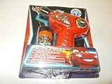 Pistola Spara Bolle Di Sapone Cars Disney Pixar + Soluzione 50 ml Bambini Sambro immagine