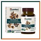 Himalaya Triphala 30 capsule per pulire il colon 688mg, 1 mesi di fornitura (Triphala (Premium))