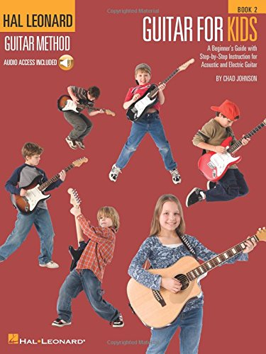 Hal Leonard Guitar Method: Guitar For Kids Book 2 por Various