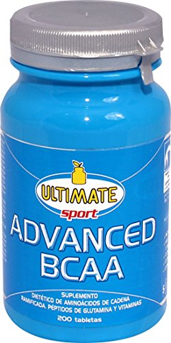 Ultimate Italia Advanced BCAA Aminoacidi Ramificati - 200 Caplets