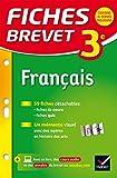Fiches Brevet: Francais 3e