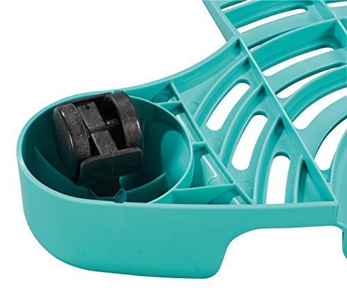 Leifheit 52100 52100-Carrito para Modelo Clean Twist, Plastico, Multicolor, 30.8x31.8x25.1 cm