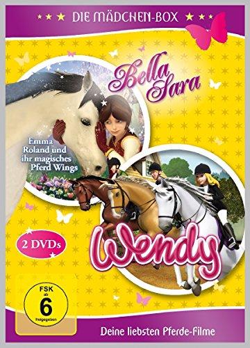 Bella Sara / Wendy - Mädchen-Box (2 DVDs)