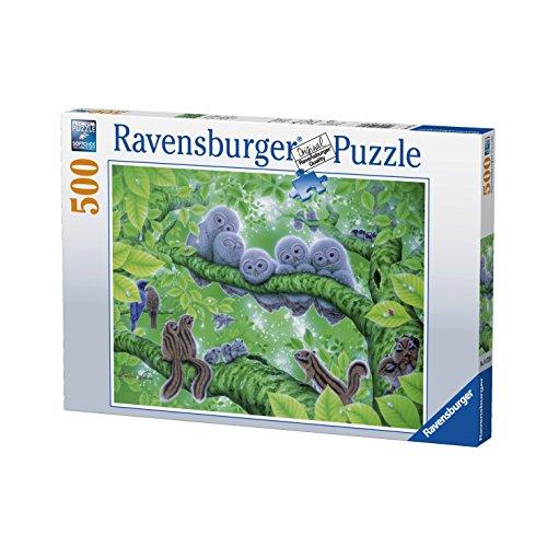 RAVENSBURGER - 14723 - PUZZLE SUEñO DE UNA NOCHE DE VERANO - 500 HABITACIONES
