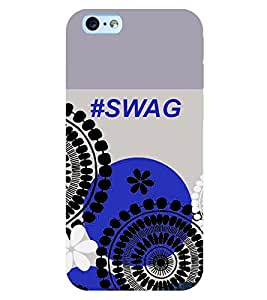 PRINTSWAG SWAG Designer Back Cover Case for APPLE IPHONE 6