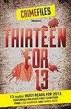 Thirteen for 13 (English Edition)