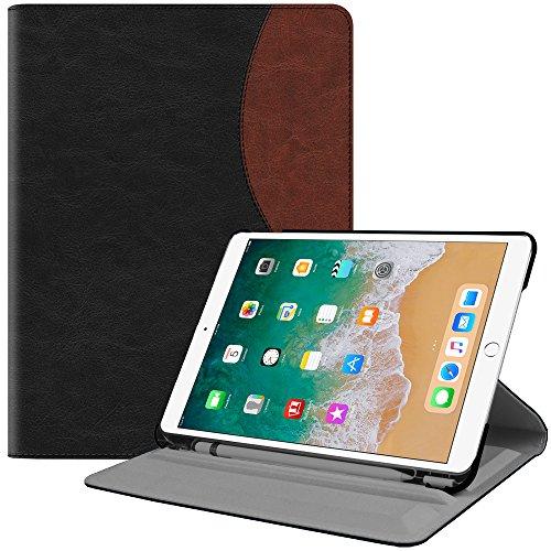 """Fintie iPad Pro 10.5 Hülle mit eingebautem Apple Pencil Halter - 360 Grad Rotierend Stand Schutzhülle mit Auto Schlaf / Wach Funktion für Apple iPad Pro 10,5"""" Zoll Display 2017 Modell, doppelfarbig"""