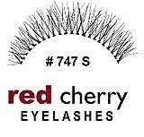 Red Cherry - Falsche Wimpern 747S Echthaar