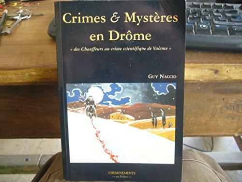 Crimes & mysteres en drome