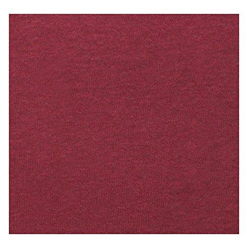 badtex24 Spannbettlaken 90 100 x 200 Spannbetttuch Bettlaken Jersey 100% Baumwolle 20 Farben Bordeaux 90x190-100x200cm - 2