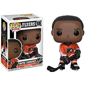 Funko Pop NHL Figura de vinilo Wayne Simmonds Home Jersey 21354