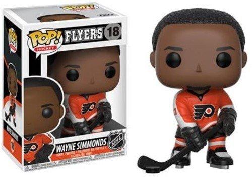 Funko Pop NHL Figura de vinilo Wayne Simmonds Home Jersey 21354