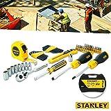 Stanley Universale Werkzeugkoffer Tool set Werkzeugset 51 pieces
