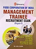 FCI Management Trainee Recruitment Exam: Paper-I