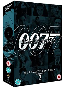 James Bond: Ultimate Collection - Volume 2 [DVD]