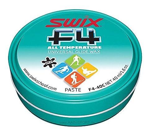 Swix F4 Fluor Paste Wax 40ml