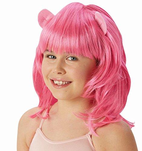 Rubie's My Little Pony Kinder Perücke Pinkie Pie ()