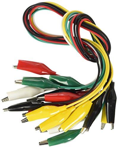 10pcs-double-ended-test-leads-alligator-crocodile-roach-clip-wire-45cm