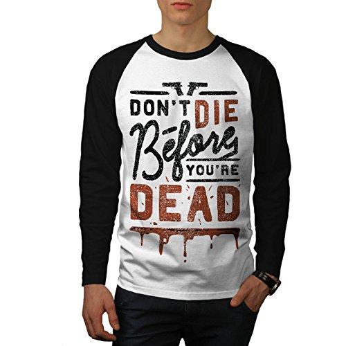 Panda Gentleman Niedlich Männer L Baseball LS T-shirt | Wellcoda (Baseball Panda Jersey)