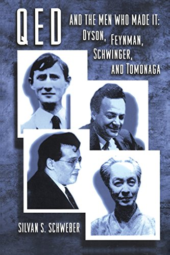 Preisvergleich Produktbild QED and the Men Who Made It: Dyson,  Feynman,  Schwinger and Tomonaga (Princeton Series in Physics)