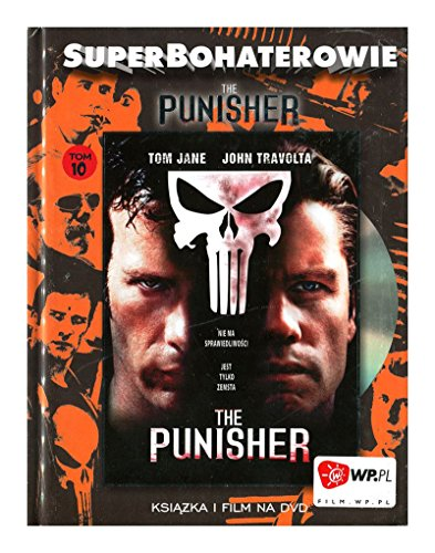 Der Film Punisher (Punisher, The [DVD]+[KSIĄŻKA] [Region 2] (IMPORT) (Keine deutsche Version))