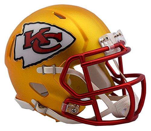 NFL Kansas City Chiefs Alternate Blaze Speed Mini-Helm