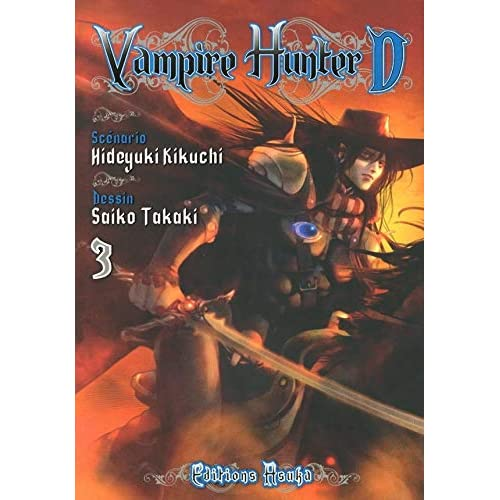 Vampire Hunter D., Tome 3 :