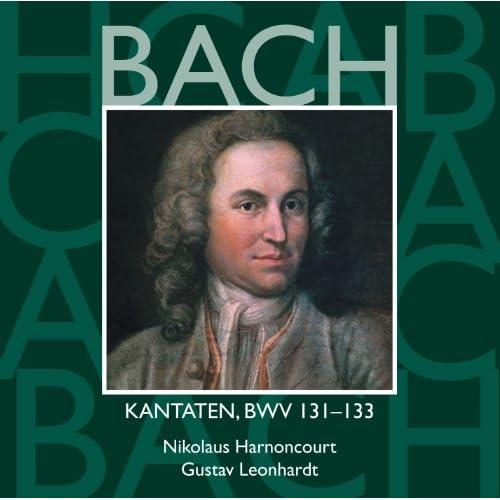 Bach, JS : Sacred Cantatas BWV Nos 131 - 133