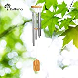 Best Wind Chimes - Garden Wind Chime Outdoor, Pathonor Large Alloy Grace Review